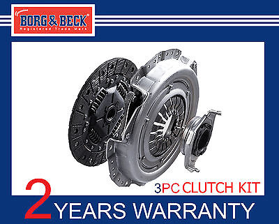 FOR NISSAN X TRAIL XTRAIL 2.2 DCi 03-07 BRAND NEW CLUTCH COVER DISC COMPLETE KIT