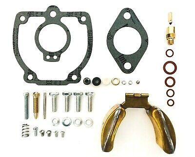 Ih Farmall M Super M Super H Basic Tractor Carburetor Repair Kit W Float