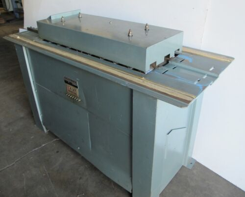 LOCKFORMER 24 Gauge Sheet Metal HVAC Very Clean Machine Made in USA