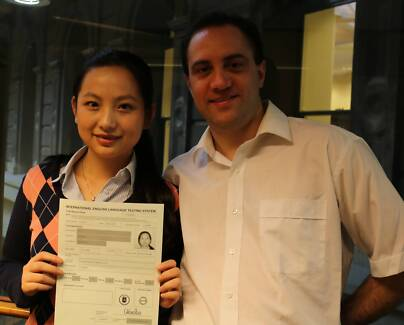 ** IELTS TUITION WITH RESULTS **