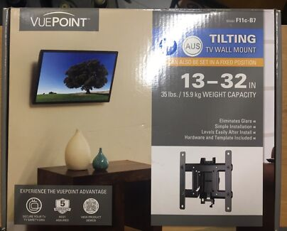 Vue point tilting TV wall mount - 13-32""