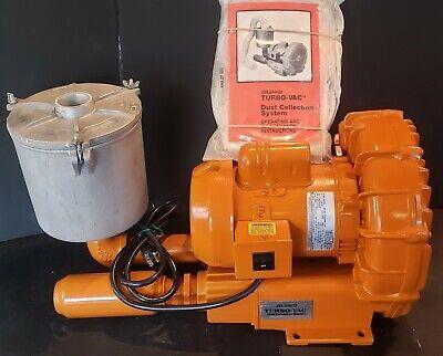 Jelenko Turbo - Vac Dust Collection System  Lg
