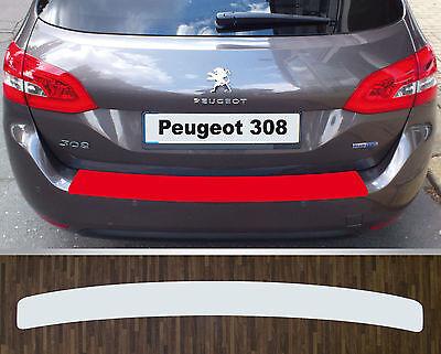 Lackschutzfolie Ladekantenschutz transparent Peugeot 308 SW ab 2014