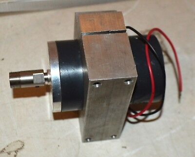 Air-cooled Cnc Spindle Motor Cnc Engraving Machine Er11 3.175mm Collets 300w