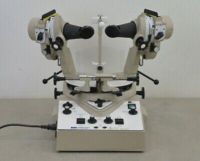 Haag Streit Clement Clarke Synoptophore 2002 Major Amblyoscope 19888 E14