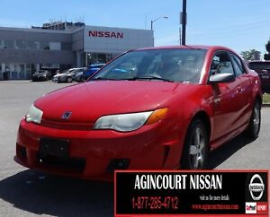 2007 Saturn ION 3 Uplevel |MANUAL||AS-IS SUPERSAVER|