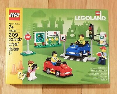New, Factory Sealed LEGO LEGOLAND Driving School 40347 - Exclusive