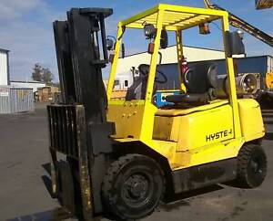 """Hyster 2.5T """"Container Mast"""" LPG Forklift Davenport Bunbury Area Preview"""