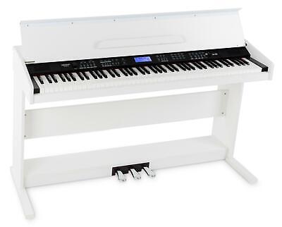 88 Teclas Piano Digital Midi Electronico 3 Pedal 360 Sonidos Mp3 USB...