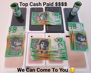 Cash $$$ Paid  for ALL New iPhone 7 & 7Plus. We can come to you Southbank Melbourne City Preview