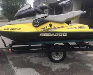 Seadoo 1999 XP Limited 951 in excellent condition