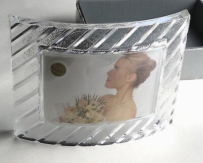 Cristal Darques France Genuine Lead Crystal Vase.Cristal D Arques France Fleuron Bowl 24 Lead Crystal 9 1 4 24 Cm New