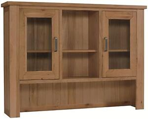 Oak Dresser Tops