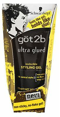 got2b Ultra Glued Invincible Styling Gel 6 oz