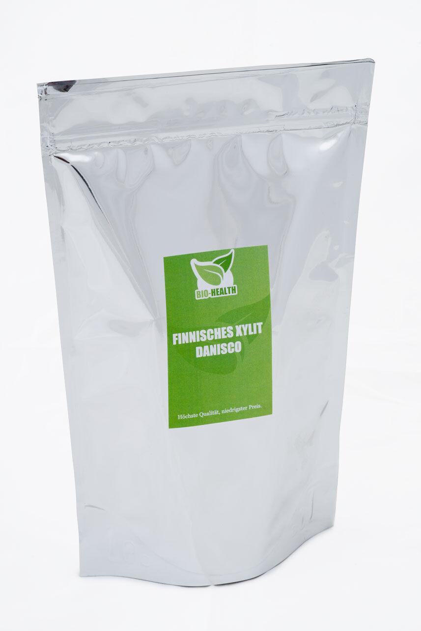 Finnisches  Xylitol Xylit Zuckerersatz Birkenzucker Finnland Xivia 5kg