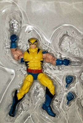 Marvel Legends Wolverine Action Figure 80th Anniversary - Wolverine Only-  for sale  Shipping to India