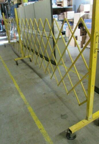 Aisle-Guard Portable Expandable Barricade