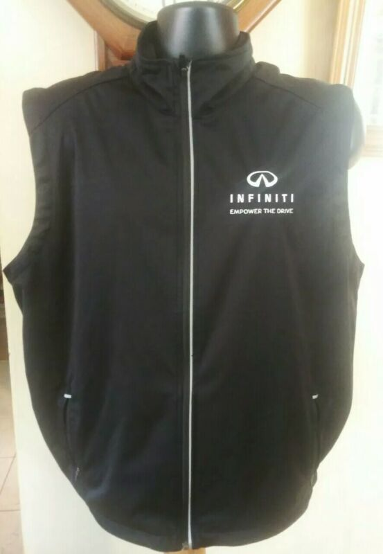 Infinity empower the drive vest xl Black