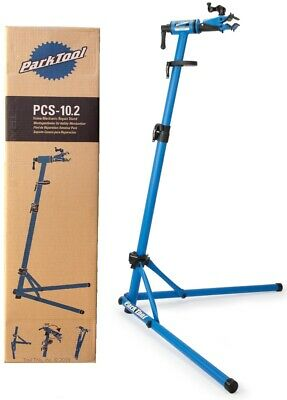2020 Park Tool PCS-10.2 Folding Deluxe Home Mechanic Bicycle Repair Stand