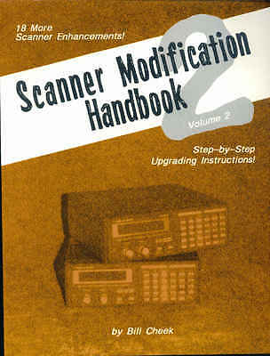 book - Scanner Modification Handbook VOL 2 | Wundr-Shop
