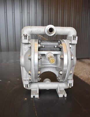 0.5 Versamatic Stainless Steel Diaphragm Pump