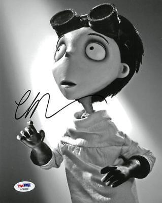 Charlie Tahan Signed Frankenweenie Autographed 8x10 B/W Photo PSA/DNA #AE43880](Frankenweenie Black And White)
