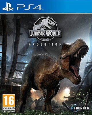 Jurassic World Evolution   PlayStation 4 PS4 New Preorder for 3-July Release