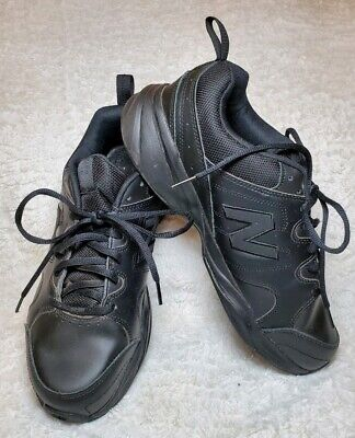 New Balance MX609BZ3 Men's Size 10.5 4E Black Athletic Training Walking Shoes