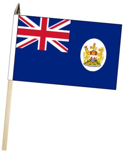 Hong Kong 1959 to 1997 Large Hand Waving Courtesy Flag