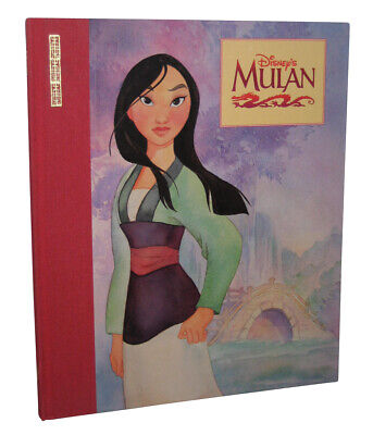 Disney Prensa Tienda Mulan Libro de Tapa Dura - (Kathleen Weidner Zoehfeld)