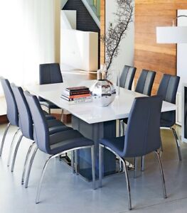 Harvey Norman Dining Table Set 9 Piece Rrp 2500 Dining Chairs Gumtree Australia Parramatta Area Parramatta 1203961661