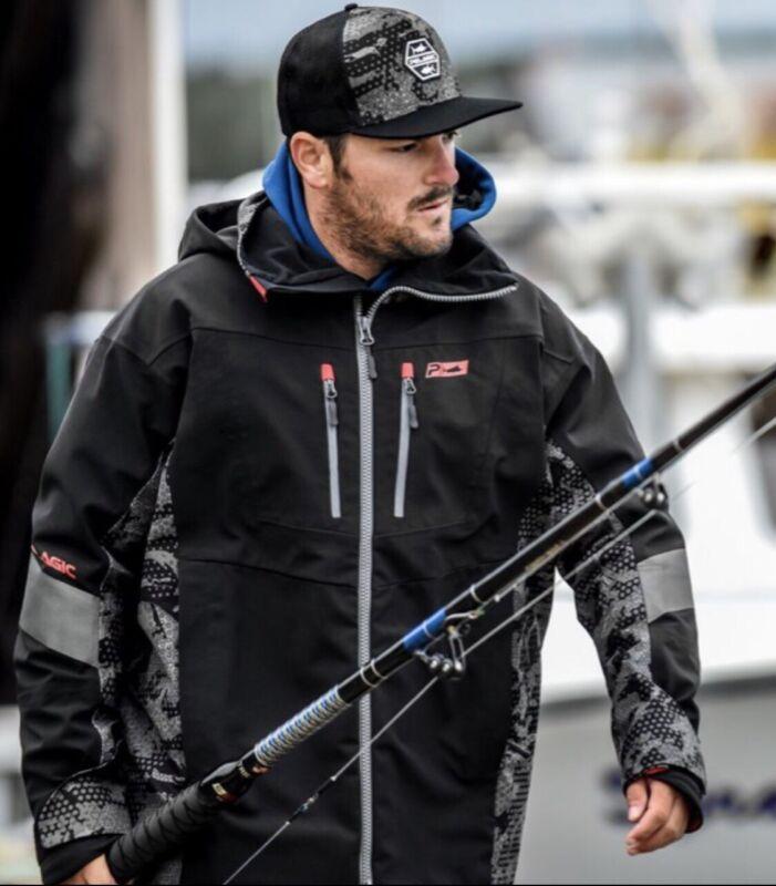 Pelagic Men's Jacket Tempest Black Pro Storm Size S $349