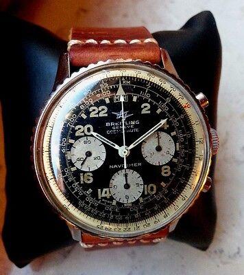 Breitling Navitimer Cosmonaute vintage chronograph, ref. 809 - fab. chrono