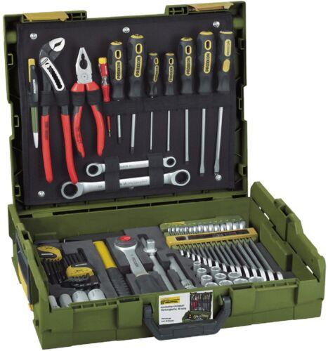 Proxxon Werkzeugkoffer Handwerker-Universal-Werkzeug Koffer in L-BOXX