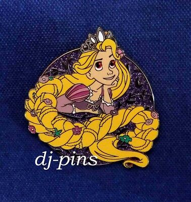 DLP Rapunzel Tangled Disney Pin 80965