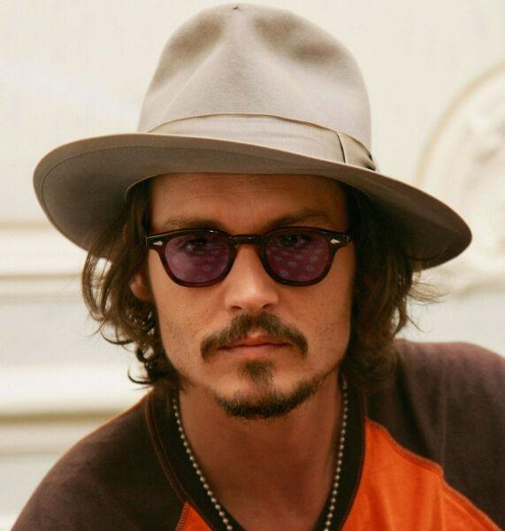 Moscot Lemtosh – Occhiali da Sole Modello Johnny Depp