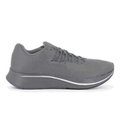 Mens NIKE ZOOM FLY Grey Running Trainers BQ7212 002 size 6 RRP £130