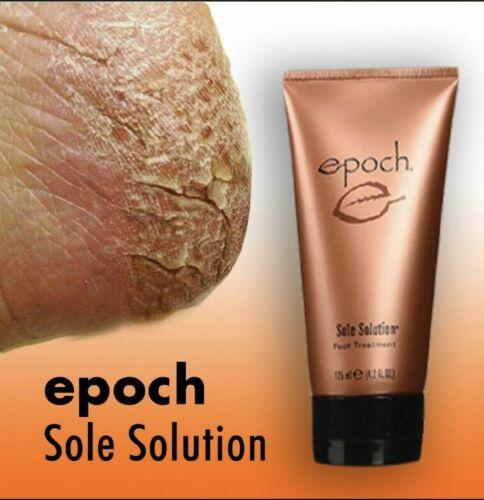 Nu Skin Epoch Sole Solution Foot Treatment 4.2 fl oz Sealed