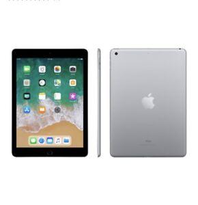 iPad 6e generation neuf