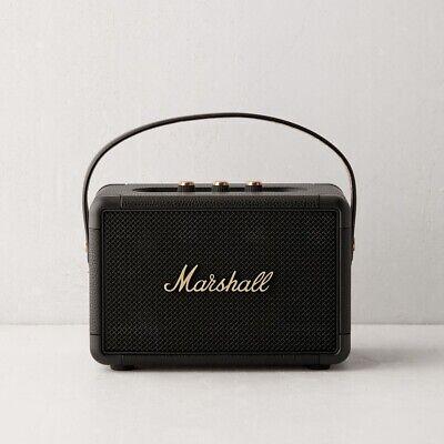 NEW Marshall - Kilburn II Portable Bluetooth Speaker - Black & Brass - US