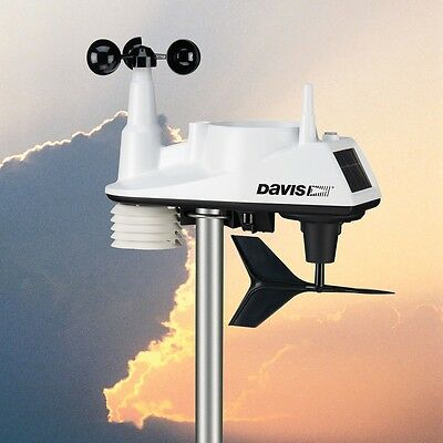 Davis 06357 Vantage Vue Wireless Integrated Sensor Suite Weather Station New