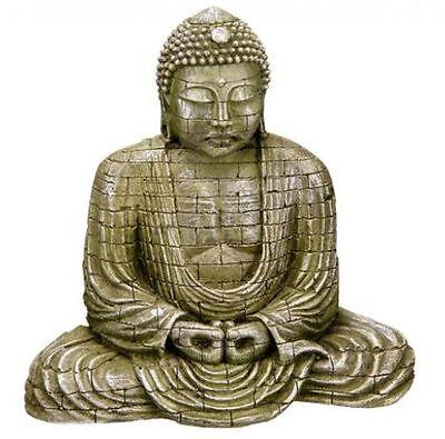 Aqua Ornaments Buddha Aquariendekoration Dekor Terrarium Statue Figur Skulptur