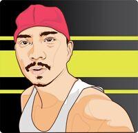Cartoon of yourself / vector portrait