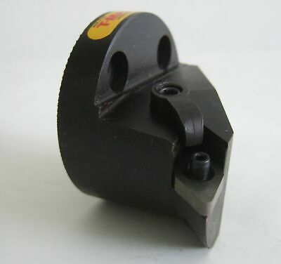 Round with Flat Shank 1//4 Shank Diameter 3.24803 Length x 0.172008 Width Internal -12 Degree Inclination Angle TCMT 1.2 Sandvik Coromant A04F-STFCR 1.2 Turning Insert Holder 0 Insert Size 1.2 Right Hand Screw Clamp Steel
