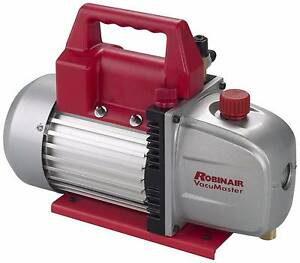 ROBINAIR VACUUM PUMP 2-STAGE 118 LITRES /MIN 15501-S2 Geelong Geelong City Preview