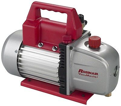 Robinair 15500 115-v Vacumaster 5 Cfm Vacuum Pump - Easy To Carry