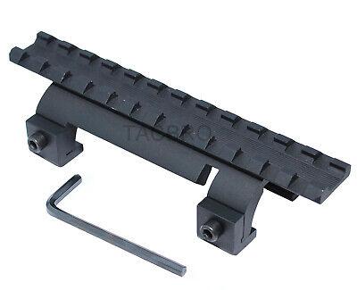 NEW Black Aluminum GSG5 Tactical Scope Mount Claw Rail -