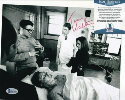 TRACEY WALTER signed (SILENCE OF THE LAMBS) Movie 8X10 photo BECKETT BAS Y03932