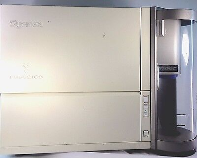 Sysmex Fpia-2100 Flow Particle Image Analyzer
