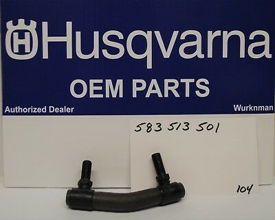 Genuine Husqvarna 597069702 Tie Rod Fits AYP Poulan Craftsman 436887 583513501